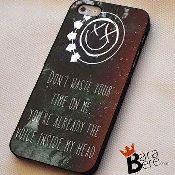 For Iphone 6s Blink 182 1 blink 182 lyrics iphone 4s iphone 5 from barabere99