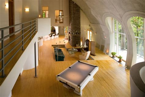 Domes Monolithic Kirk Nielsen Dome Home Interiors 2