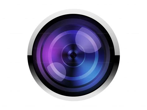 Design Home Wireless Network by Camera Lens Icon Psd Backgroundsy Com