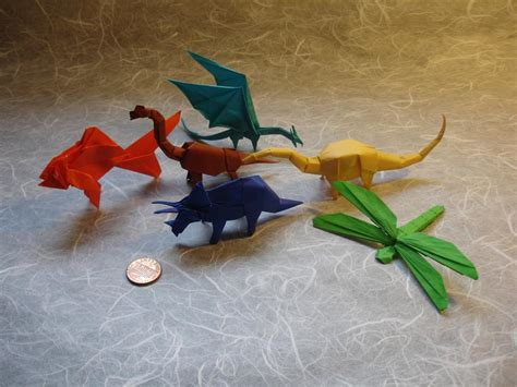 Mini Origami - mini origami by origami artist galen on deviantart