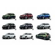 2015 Honda Hr V Colors There Are A Couple