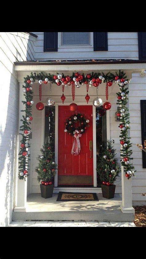 ideas decorar entrada de casa ideas para decorar la entrada de tu casa esta navidad 2018