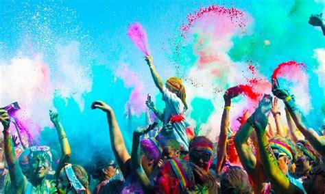 teamkc take on the color run uk kc communications marketing pr social media agency