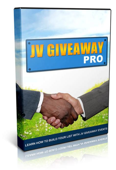 Jv Giveaway - jv giveaway pro video plr download video tutorials