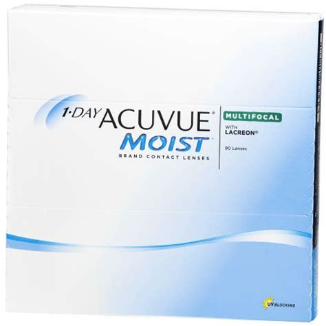 day acuvue moist multifocal  pack lensdirect