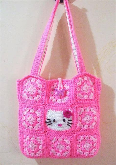 Other Designers Free Hello Tote With Your Hello Purchase by 50 Diy Crochet Purse Tote Bag Patterns Diy To Make