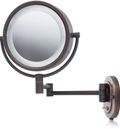 bed bath and beyond lighted makeup mirror lighted magnifying makeup mirror bed bath beyond home design ideas