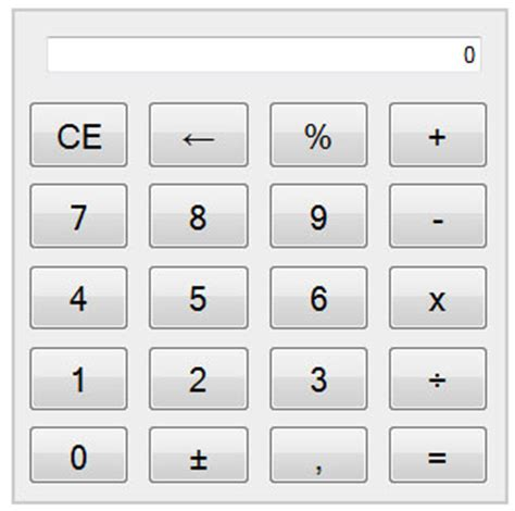 calculator javascript source code javascript calculator source code phpsourcecode net
