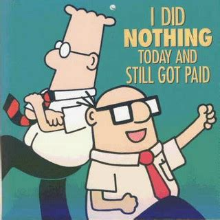 My Mba Did Nothing For Me by Dilbert Comic Tv Tropes