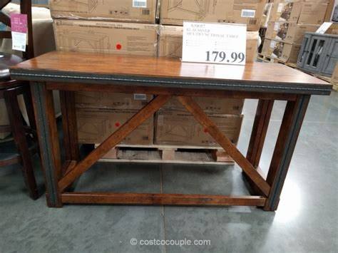 sofa tables costco klaussner multifunctional table
