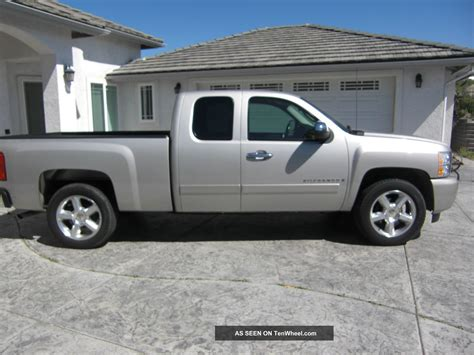 silverado short bed 2007 chevy silverado 1500 truck short bed