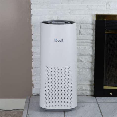 levoit lv  air purifier review  gadgeteer