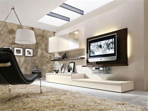 Salon Tv Moderne by Meubles De Salon 96 Id 233 Es Pour L Int 233 Rieur Moderne En