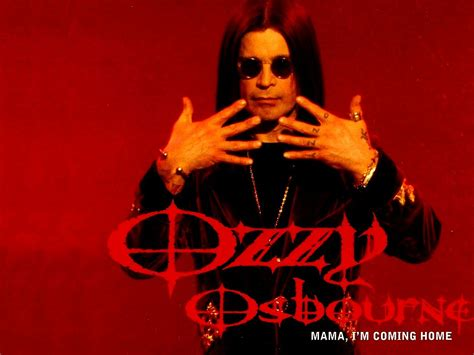 ozzy osbourne i m coming home letra