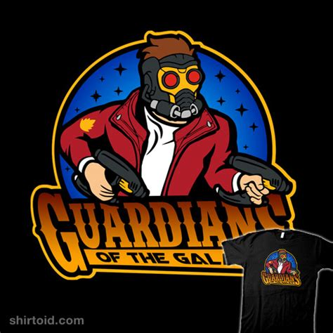Guardian Of The Galaxy Logo guardians of the galaxy sports logo shirtoid