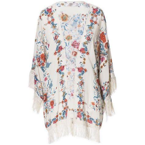Atasan Kimono Zara Flower Line cardigan zara kimono flowers floral summer