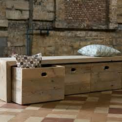 Bench Store 15 Creative Diy Storage Benches Hative