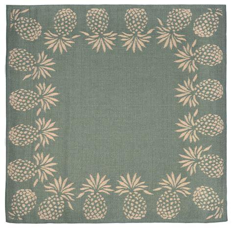 pineapple area rug pineapple kitchen rug tropical pineapple kitchen rug