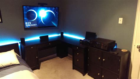 Really Cool Bedroom Ideas show us your gaming setup 2014 edition page 11 neogaf