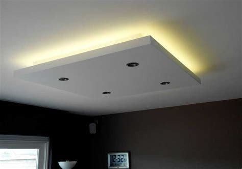Lighting For Drop Ceilings Diy A Dropped Ceiling Light Box