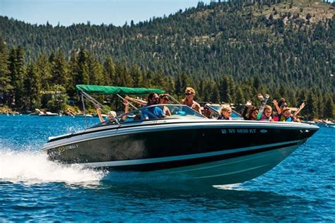 tahoe boat rent rent a boat lake tahoe lake tahoe
