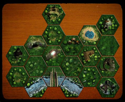 how to make 3d hexagon maps for axis allies miniatures north haven fantasy hex map tiles by jhibbs on deviantart