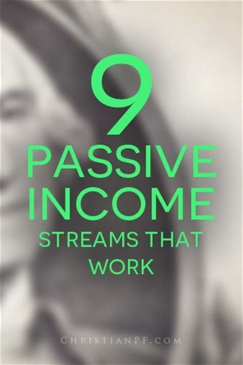 money machine passive income exploring the smart ways to more money in the modern times books 25 best ideas about income streams on passive