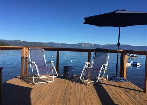 Lake Tahoe Cabin Rentals Lakefront by Lakefront Vacation Rentals In Lake Tahoe Tahoe Getaways