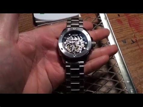Fossil Machine Automatic Me3080 fossil s modern machine automatic coolest
