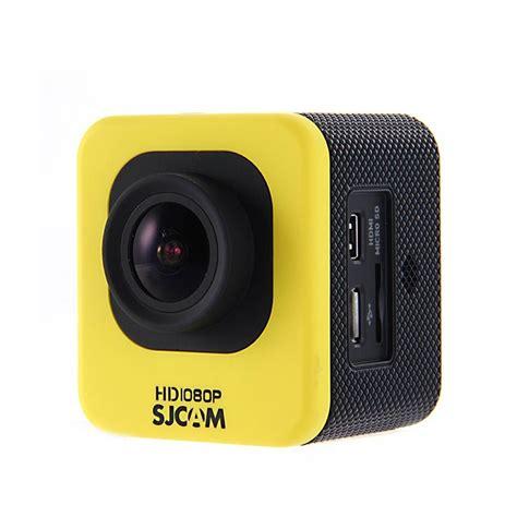 Sjcam Mini sjcam m10 cube mini hd sport waterproof yellow eachshot