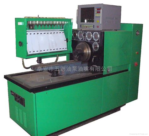 diesel pump test bench diesel fuel injection pump test bench ps2000 wuzhou
