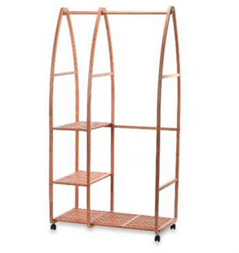 Bamboo Clothes Rack by Clothing Rack Ideas Archives 171 The Frugal Materialist The