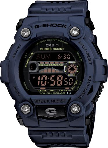 G Shock Army Black Order Toped Recommend A Blue Gshock