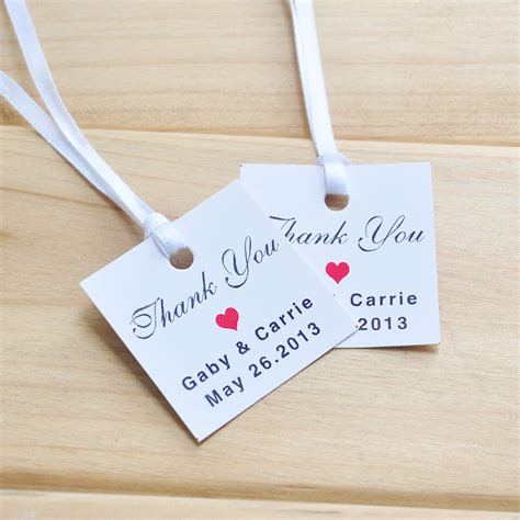 printable gift tags wedding favors 9 best images of wedding favor tags free printable free