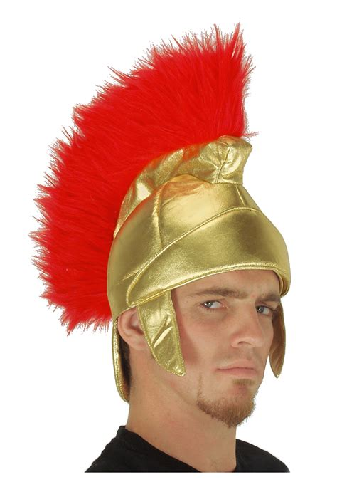 Halloween Decorations That You Can Make At Home roman soldier hat