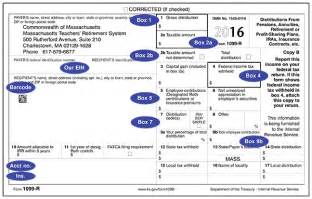 Payer S Federal Identification Number Lookup About Your 1099 R Tax Form