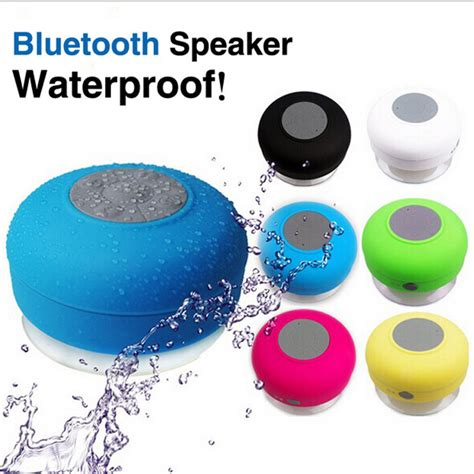 Waterproof Bluetooth Shower Speaker new altavoz bluetooth waterproof water proof bluetooth speaker mini wireless shower speaker