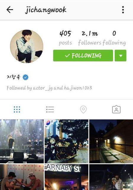 Jual Akun Instagram Follower 5 K Aktif Real Indo 9 aktor ganteng korea yang wajib difollow instagramnya