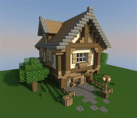Scheune Mc by How To Build Buildings Minecraft