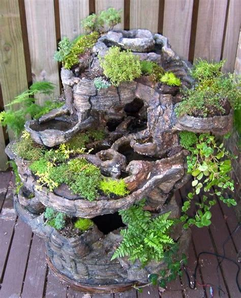 10 best images about fairy gardens on pinterest stone