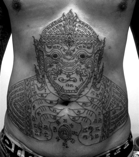 ganesh yantra tattoo 29 best images about sak yant on pinterest temple tattoo