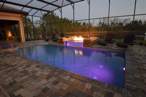 house of lights melbourne fl signature pool photos orlando the villages pool builder