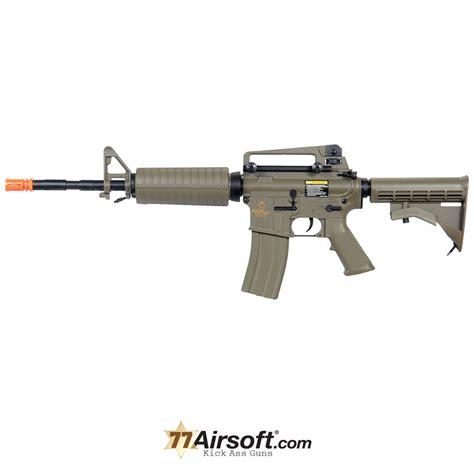 Airsoft Gun Carbine Lancer Tactical Lt 06t M4a1 Carbine Auto Electric Bb Gun
