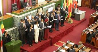 Who Approves Cabinet Members Eprdf Appoints New Cabinet Members Ministers