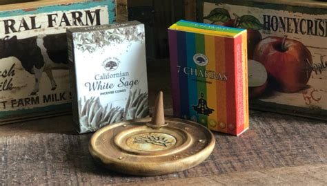 Incense Cone Assorted incense cones to relax unwind release in assorted