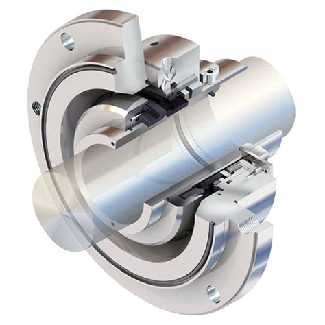 Mechanical Seal Flowserve slurry seals allpac flowserve