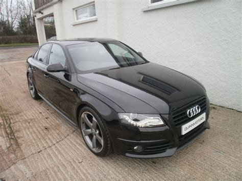 Audi A4 S Line 2011 by 2011 Audi A4 2 0 Tdi 136 S Line Black Edition In
