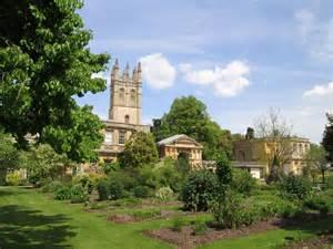 Botanical Garden Oxford Of Oxford Botanic Garden Botanic Garden In Oxford Thousand Wonders