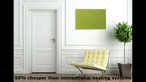most efficient electric heater most efficient electric heater infrared heating panels