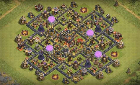 best maps top 10 clash of clans maps